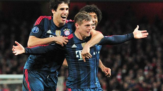 Premier League - Kroos open to England move