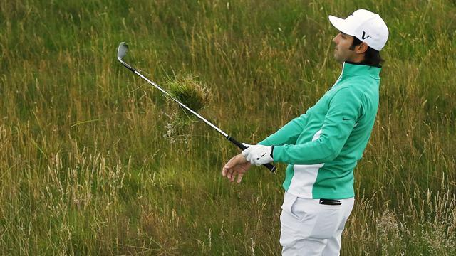 The Open Championship - Georgiou leads Africa qualifying for Open