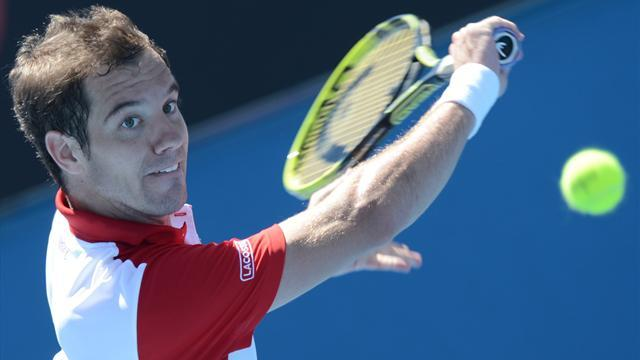 Tennis - Gasquet stunned in Marseille