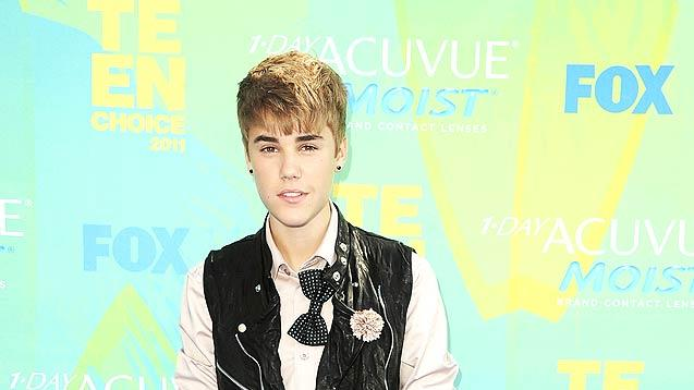 Justin Bieber Teen Choice Awards