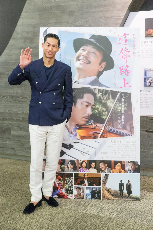 當他得知台灣是本片國際發行的第一站,深受感動之餘,決定於5月底再度造訪寶島。好與粉絲們近距離接觸,透過這部與眾不同的音樂新片,讓大家感受到他的熱情魅力。