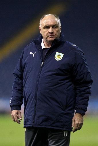 Terry Pashley will take the reins at Burnley temporarily while the club searches for a new manager
