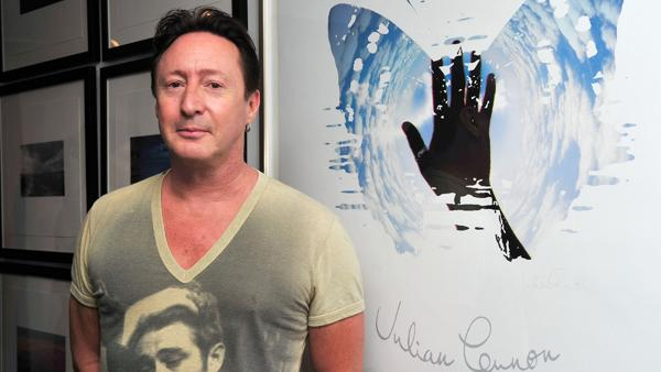 Q&A With Julian Lennon: 'I'm Quite Happy Where I Am'