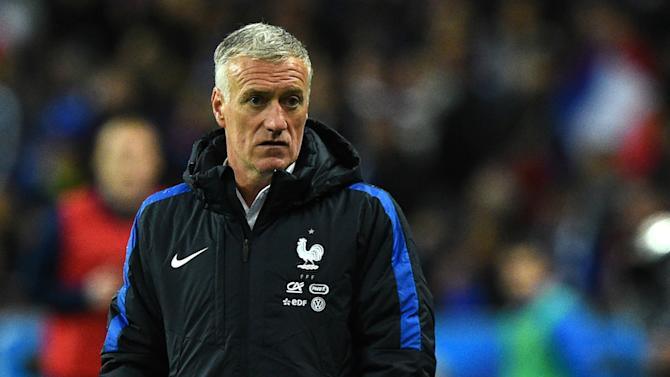 France boss Deschamps 'surprised' by Cameroon performance