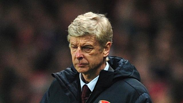 Football - Wenger acknowledges Bayern quality