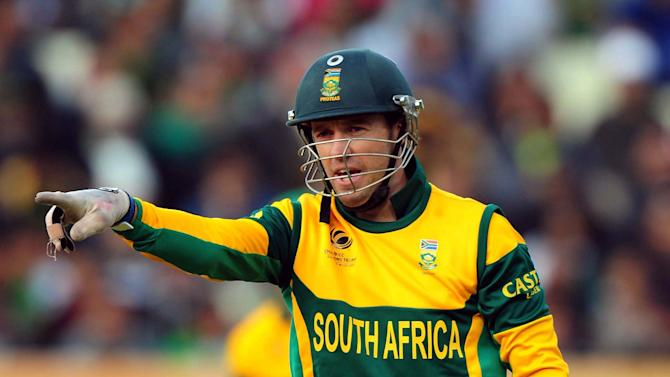 Cricket - AB De Villiers File Photo