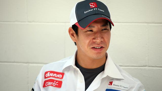 Motorsports - Kobayashi to race for Ferrari in endurance series