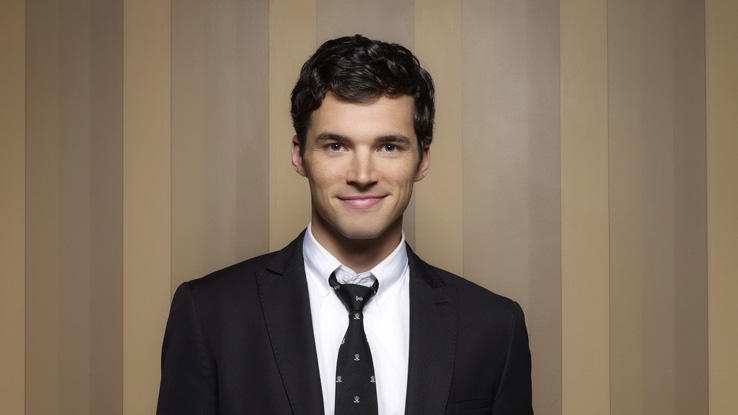 """Pretty Little Liars"" - Ian Harding"