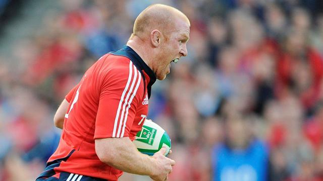 Heineken Cup - O'Connell leads by example in Munster victory