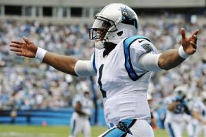 QB Newton helps lead Panthers over Saints 35-27