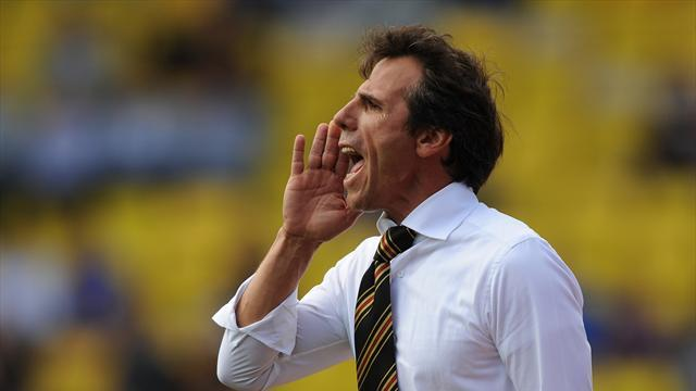 Football - Zola calm about promotion prospects