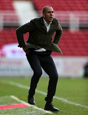 Sir William Patey is excited about working alongside Paolo Di Canio, pictured