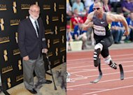 Robert David Hall/Oscar Pistorius -- Getty Images