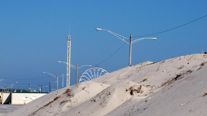 Dunes vs. property rights in storm-battered NJ