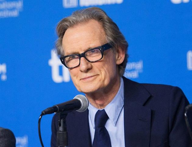 "FILE - In this Sept. 7, 2014 file photo, actor Bill Nighy attends a press conference for ""Pride"" at the 2014 Toronto International Film Festival in Toronto. Nighy is starring in a new Broadw"