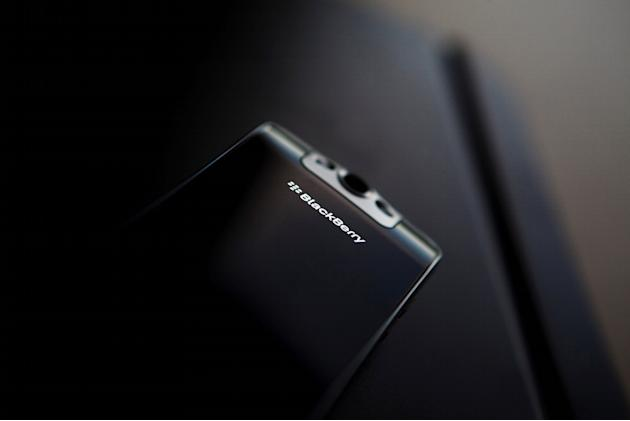 A posed Blackberry Bold 2 smartphone is seen at the Research in Motion (RIM) headquarters in Waterloo