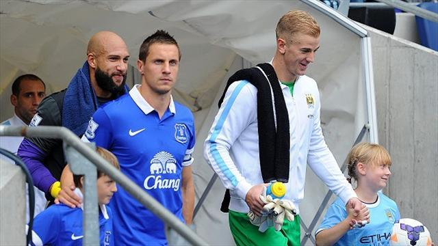 World Cup - Jagielka: Hart will bounce back to form