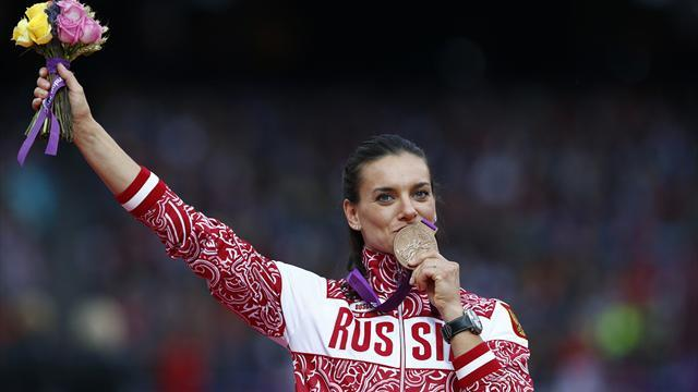 Athletics - Isinbayeva to retire after Moscow Worlds