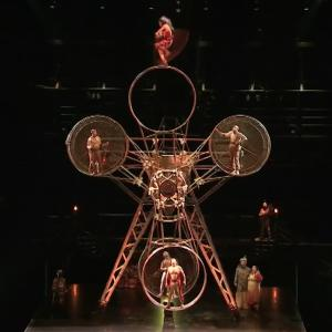 Circus draws world-class athletes to its cast
