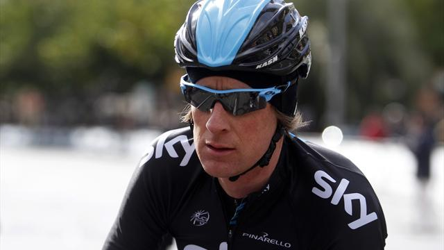 Tour of Britain - Wiggins claims stage three to lead overall