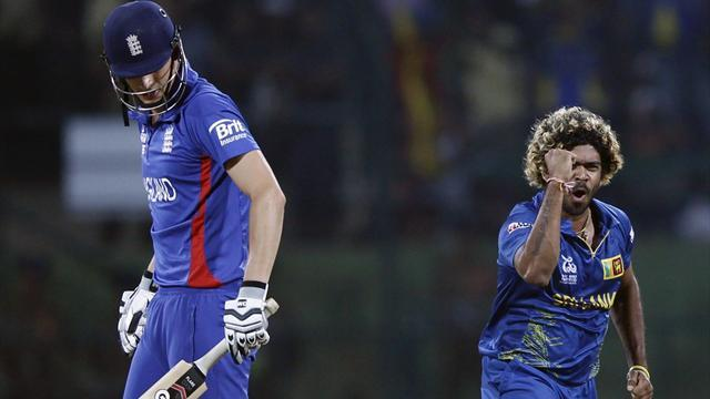Malinga sends defending champions England crashing out of World T20
