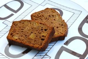 Honey Spiced Pumpkin Bread