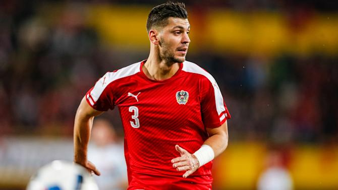 Leverkusen signs Austria star Dragovic