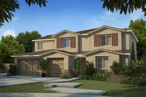 William Lyon Homes' TurnLeaf Will Offer Six Spacious Floorplans for Family Living