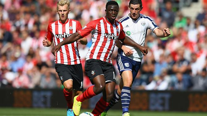 Premier League - Southampton and West Brom share points in stalemate