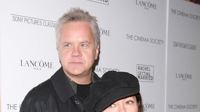 Rachel Getting Married NY Premiere 2008 Tim Robbins Susan Sarandon