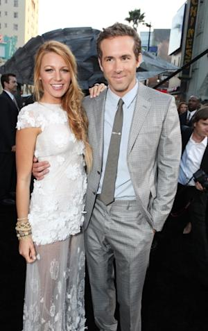 Blake Lively and Ryan Reynolds surprised the world with their top-secret wedding held in South Carolina in September 2012 -- Getty Images