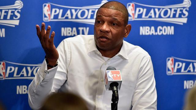 Basketball - Rivers fined for officiating criticism