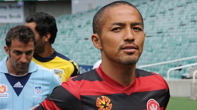 A-League - -Heaven or hell' for Wanderers as Ono bids farewell