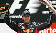 Vettel Wins F1 World Title