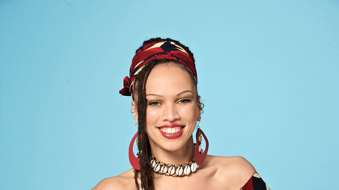 "Naima Adedapo, 26, from Milwaukee, WI competes on the tenth season of ""American Idol."""