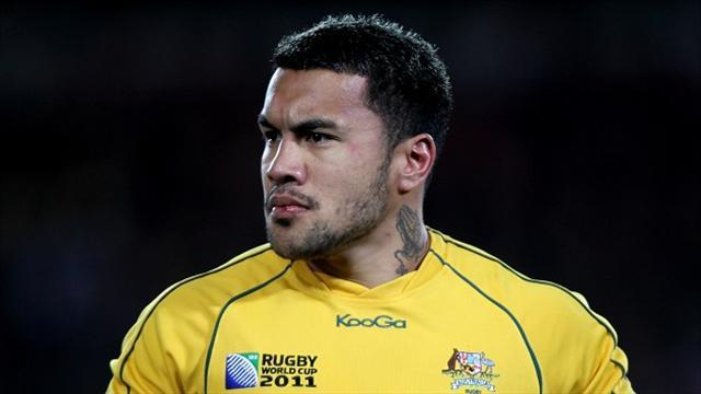 Top 14 - Digby Ioane avoids conviction for assault