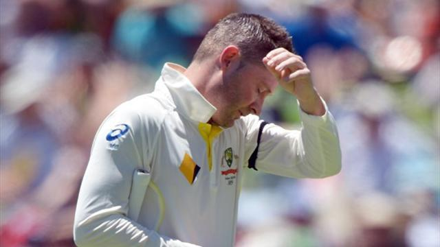 Cricket - We were just sick of losing, says Australia skipper Clarke