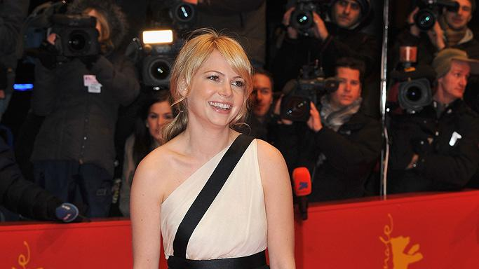 2010 Berlin Film Festival Michelle Williams