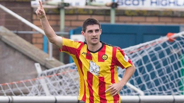 Scottish Premiership - Doolan fires Partick to victory