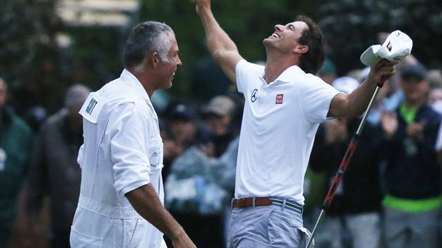 Golf - Masters victory lifts Scott to third in world rankings