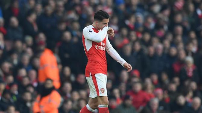 'Why are you doing that?' - Thierry Henry blasts Arsenal's Granit Xhaka for red-card lunge against Burnley