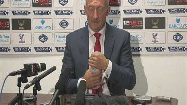 Premier League - Holloway greets new season with lengthy rant