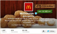 Brandjacking: A History Of The Latest Corporate Crisis image burgerking hack