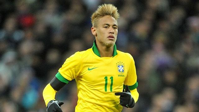Confederations Cup - Neymar: No fear over 'favourites' Spain