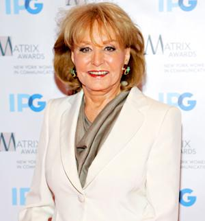 Barbara Walters Set to Retire in 2014: Report