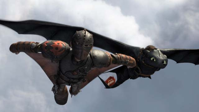 'How to Train Your Dragon 2' Teaser Trailer
