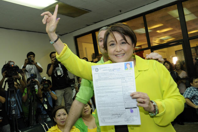 FILE PHOTO Jamby Madrigal, taken October 2012. (NPPA Images)