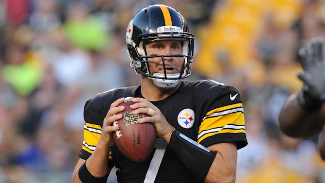 Steelers looking to expand no-huddle at Philly