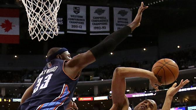 Charlotte Bobcats v Los Angeles Clippers