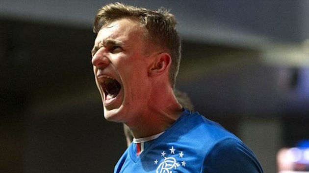 Dean Shiels was man of the match against East Fife